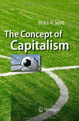 The Concept of Capitalism 9783642031090
