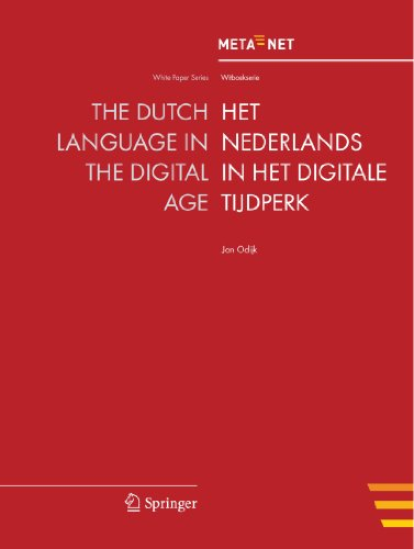 The Dutch Language in the Digital Age 9783642259777