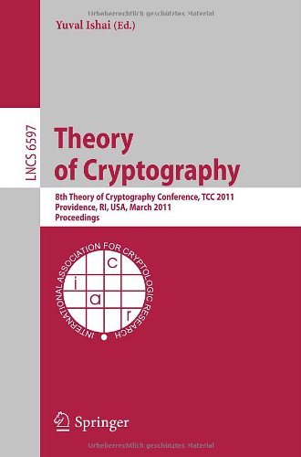 Theory of Cryptography 9783642195709
