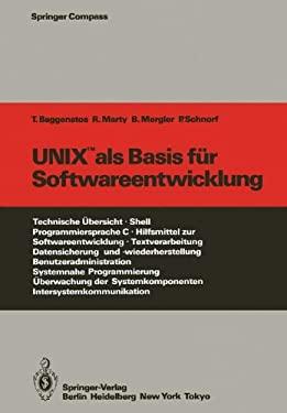 Unix ALS Basis F R Softwareentwicklung 9783642702655