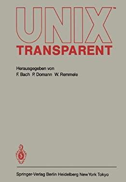 Unix Transparent 9783642702631
