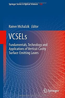 Vcsels: Fundamentals, Technology and Applications of Vertical-Cavity Surface-Emitting Lasers