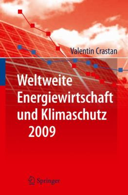 Weltweite Energiewirtschaft Und Klimaschutz 2009 9783642107863