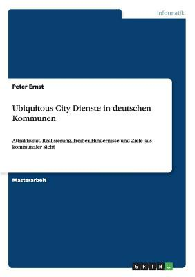 Ubiquitous City Dienste in Deutschen Kommunen