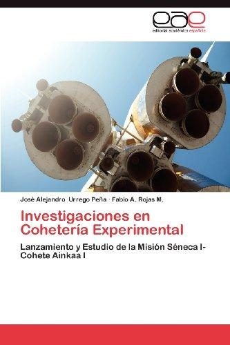 Investigaciones En Coheter a Experimental 9783659003295