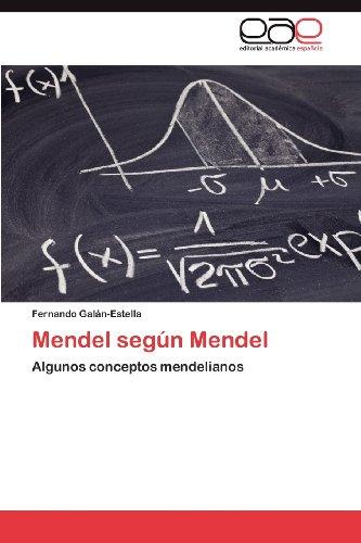 Mendel Seg N Mendel 9783659004872