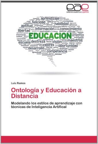 Ontolog A Y Educaci N a Distancia 9783659006517