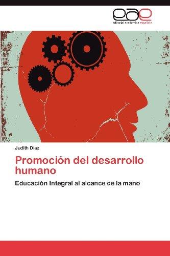 Promoci N del Desarrollo Humano 9783659008337