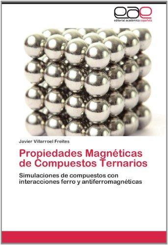 Propiedades Magn Ticas de Compuestos Ternarios 9783659008634