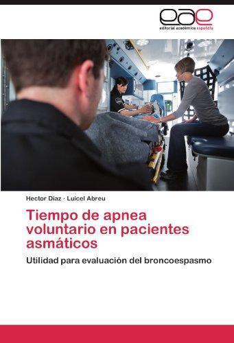 Tiempo de Apnea Voluntario En Pacientes ASM Ticos 9783659009006
