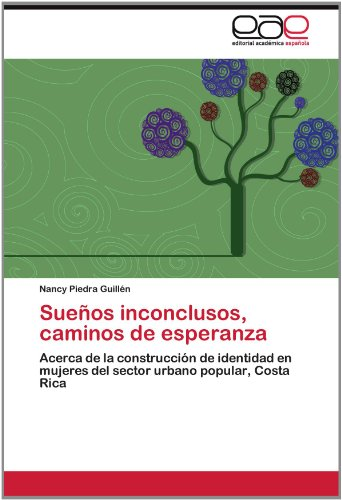 Sue OS Inconclusos, Caminos de Esperanza 9783659009068