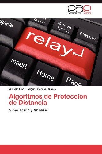 Algoritmos de Protecci N de Distancia 9783659009419