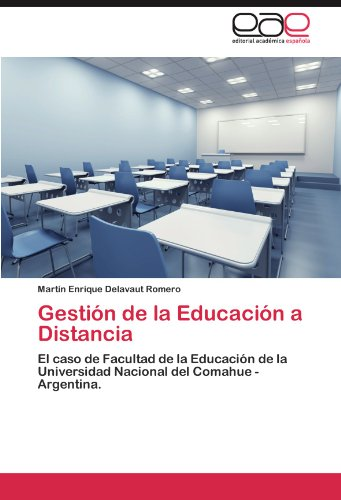 Gesti N de La Educaci N a Distancia 9783659010682