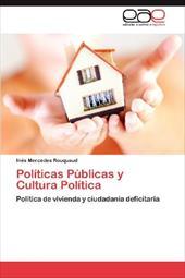 Pol Ticas P Blicas y Cultura Pol Tica 19181706
