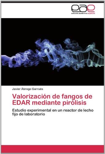 Valorizaci N de Fangos de Edar Mediante Pir Lisis 9783659011672