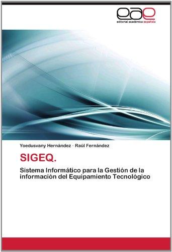 Sigeq. 9783659016424