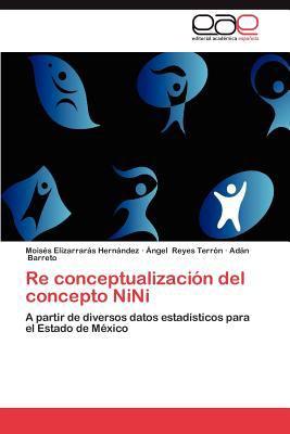 Re Conceptualizaci N del Concepto Nini 9783659020698
