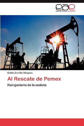 Al Rescate de Pemex 9783659021282