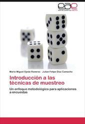 Introducci N a Las T Cnicas de Muestreo 19265527
