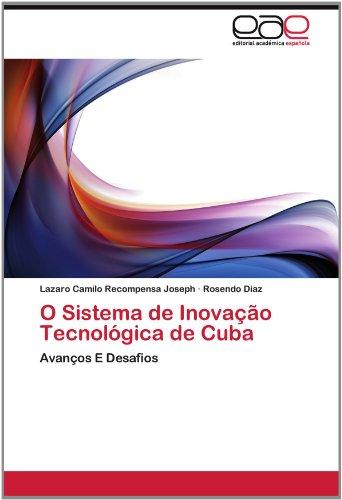 O Sistema de Inova O Tecnol Gica de Cuba 9783659025808