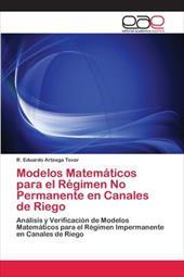 Modelos Matem Ticos Para El R Gimen No Permanente En Canales de Riego 20269948