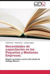 Necesidades de Capacitaci N En Las Peque as y Medianas Empresas. 19451777