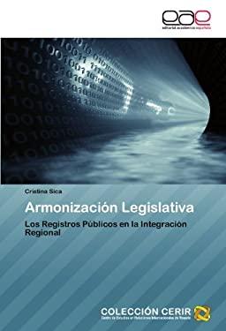 Armonizaci N Legislativa 9783659028106