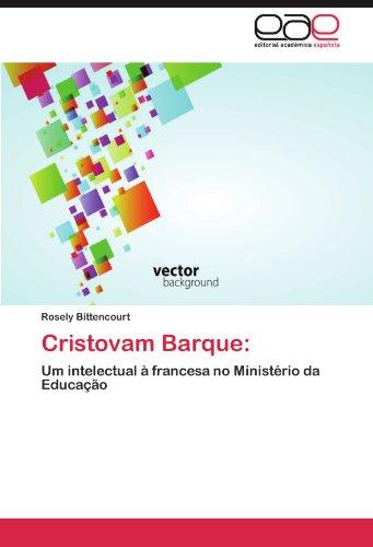 Cristovam Barque 9783659031083