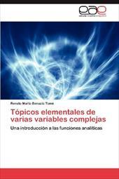 T Picos Elementales de Varias Variables Complejas 19451803