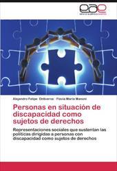 Personas En Situaci N de Discapacidad Como Sujetos de Derechos 19422923