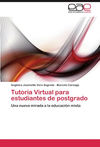 Tutor a Virtual Para Estudiantes de Postgrado 9783659036026