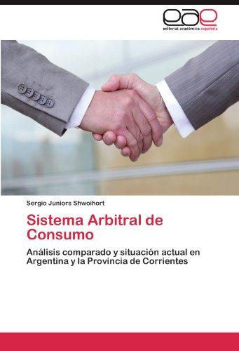Sistema Arbitral de Consumo 9783659036118
