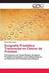 ECOGRAF A PROST TICA TRANSRECTAL EN C NC 20338793