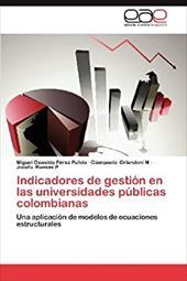 Indicadores de Gesti N En Las Universidades P Blicas Colombianas 20443738