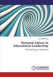 Personal Values in Educational Leadership 18645130