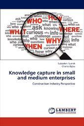 Knowledge Capture in Small and Medium Enterprises 19451944