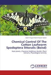 Chemical Control of the Cotton Leafworm Spodoptera Littoralis (Boisd) 19262754