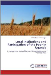 Local Institutions and Participation of the Poor in Uganda 19452164