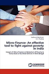 MICRO-FINANCE- AN EFFECTIVE TOOL TO FIGH 20381038