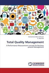 Total Quality Management 20714892