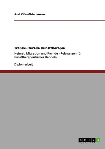 Transkulturelle Kunsttherapie