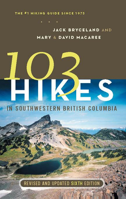 103 Hikes in Southwestern British Columbia EB2370004260204