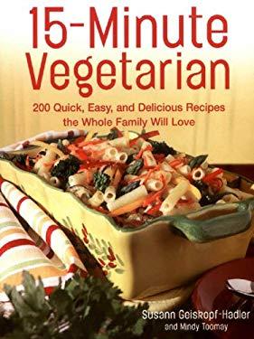 15-Minute Vegetarian Recipes EB2370003271492