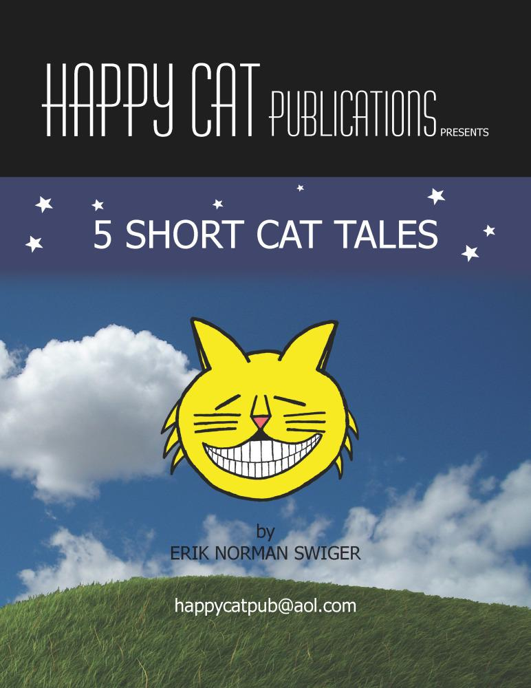 5 Short Cat Tales EB2370003382792