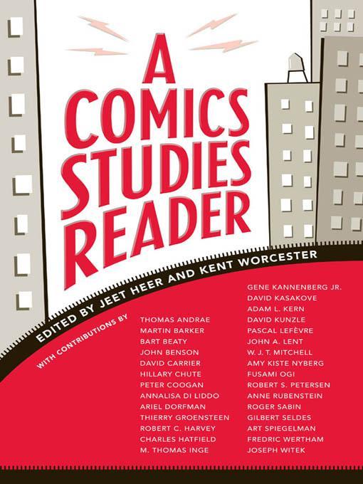 A Comics Studies Reader EB2370004391328
