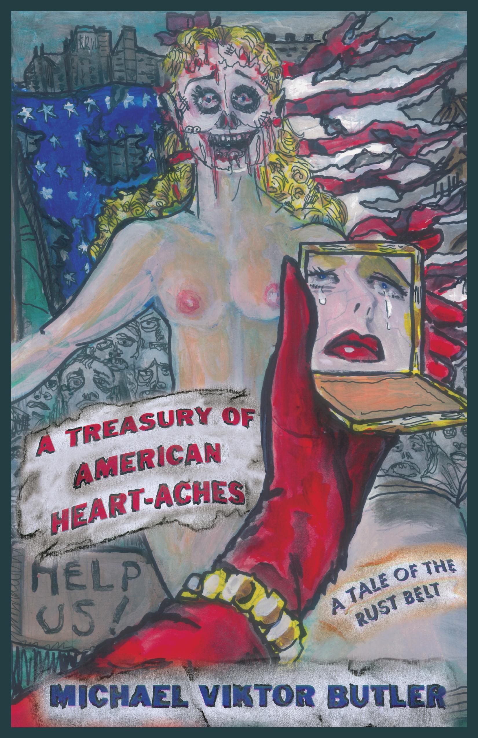 A Treasury of American Heartaches EB2370004382227