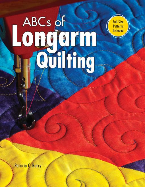 ABCs of Long Arm Quilting EB2370004505442