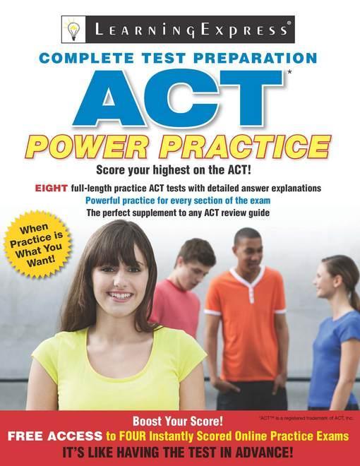 ACT: Power Practice EB2370004370590