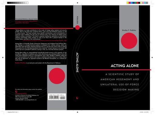 Acting Alone EB2370003079166