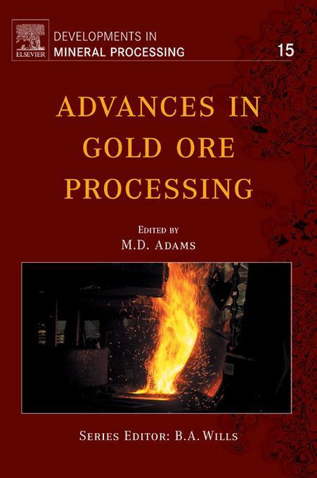 Advances in Gold Ore Processing EB2370004400389